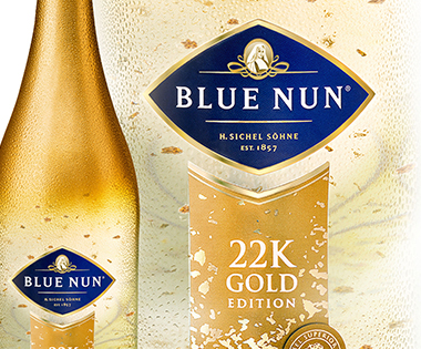 Blue Nun Sparkling Gold