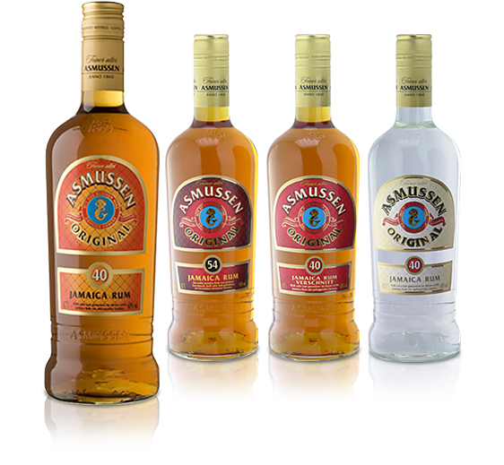 Relaunch Asmussen Rum